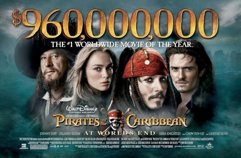 دانلود فیلم Pirates Of The Caribbean At Worlds End