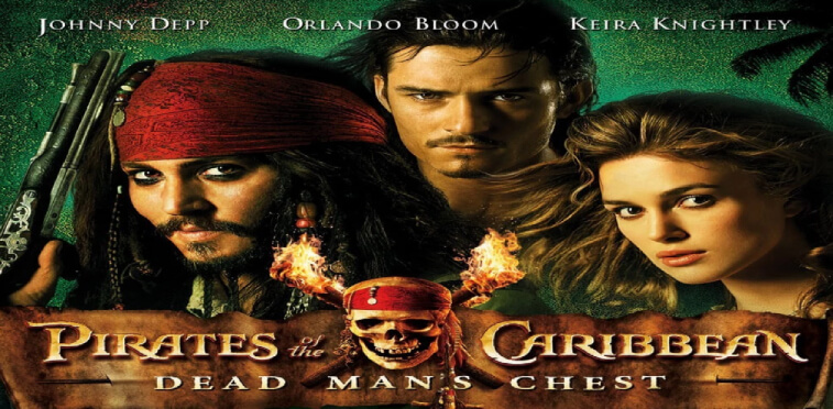دانلود فیلم Pirates Of The Caribbean Dead Mans Chest