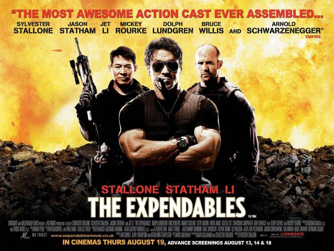 دانلود فیلم The Expendables