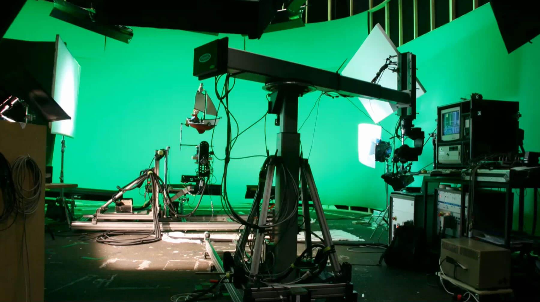 استودیو جلوه های بصری