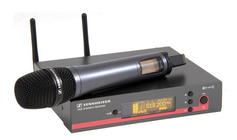 میکروفون های بی سیم